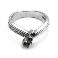 プラチナ製ダイヤモンドリング